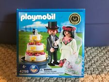 Playmobil Wedding Sets 4298 & 4307 EXCELLENT CONDITION Retired
