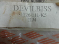 DeVILBISS 31226-111-K5 H94 SPRINGS