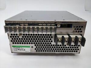 COSEL PAA600F-3 Power Supply 3V 120A