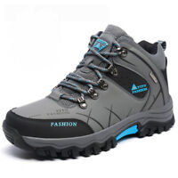 2017 Hot Men's Trail Hiking Boots Waterproof Athletic Non Slip Outdoors Shoes
