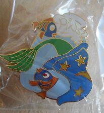 Fantasy Ariel (Mermaid) Looking For Pins Pin O Rama Unauthorized Disney Pin New