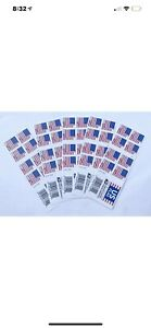 USPS Forever Stamps 100 Book Of 20 Totaling 2000 count Forever Stamps.