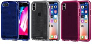 Tech 21 Evo Check Strong Tough Drop Protection Case Apple iPhone X/Xs 7 / 8 Plus