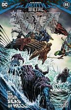Justice League #55 Cover A Liam Sharp (Dark Nights Death Metal)