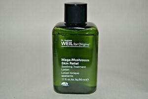 Origins Mega-Mushroom skin relief Soothing Treatment Lotion 1.7 oz