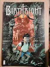 Birthright #1 FN 2014 Skybound Image Comic