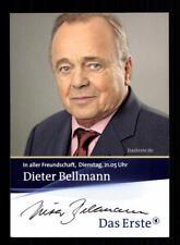 Dieter Bellmann In aller Freundschaft Autogrammkarte Original  # BC 131153