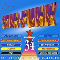 Various Artists - Star Funk 34 / Various [New CD]