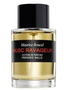 AUTHENTIC Frederic Malle Musc Ravageur Perfume 100 ml / 3.3 oz