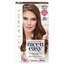 Clairol Nice n Easy Permanent Women's Hair Colour Dye 5WR Medium Warm Auburn Red