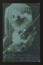 cartolina d'epoca-post card-DONNINE WOMAN LADY FRAU FEMME 74 pierrette
