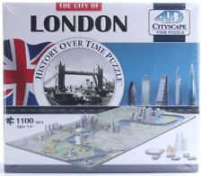 New Sealed 4D HIstory over Time London Puzzle Cityscape