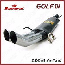 VW Golf 3 Supersprint muffler 93'-99' 323666
