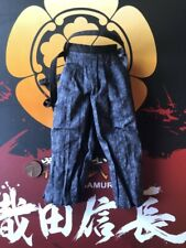 COO Models Japan Samurai Oda Nobunaga Blue Pants loose 1/6th scale