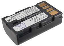 BATTERIA agli ioni di litio per JVC gz-mg340b BN-VF808 gz-mg255ek GZ-MG365 NUOVO