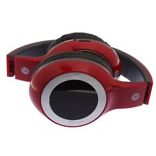 Unbranded Red Headphones