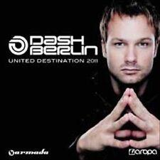 United Destination 2011 by Dash Berlin (CD, May-2011, 2 Discs, Armada)