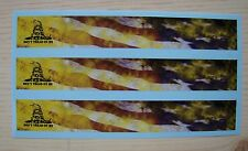 ARROW WRAPS CUSTOM DONT TREAD ON ME AMERICAN FLAG 13 PACK BOW HUNTING