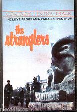 CAS+PROGRAM ZX SPECTRUM - THE STRANGLERS - AURAL SCULPTURE (SPAIN EDIT.1984 MINT