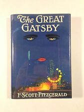 THE GREAT GATSBY F. Scott Fitzgerald LIMITED 1 of 3000 RARE