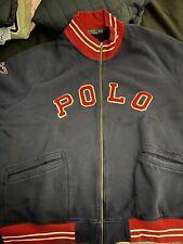polo ralph lauren zip up jacket 4XB