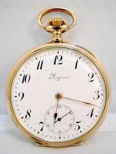 Longines Herren Taschenuhr Silber 800 Grands Prix 5 Pocket Watch 20er Jahre