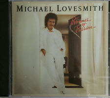 MICHAEL LOVESMITH -  RHYMES OF PASSION - BRAND NEW FACTORY SEALED AUDIO CD