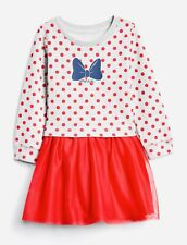 a118a5a36ac Baby Gap Disney Minnie Mouse Dress Polka Dots Red Tulle 18-24 Months