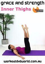 BALLET BARRE DVD - Barlates Body Blitz GRACE AND STRENGTH INNER THIGHS Workout
