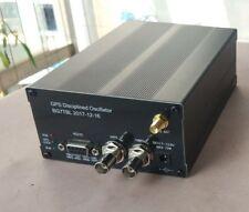 Latest 10MHZ SQUARE WAVE SQUAREWAVE GPS DISCiPLINED CLOCK GPSDO + LCD Display