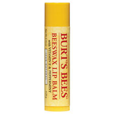 Burt's Bee Beeswax Lip Balm