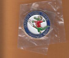 1985 GATOR BOWL LAPEL PIN FSU SEMINOLES OKLAHOMA ST