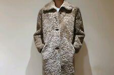 Ladies Morlands Shearling Teddy Bear Coat Size M/L