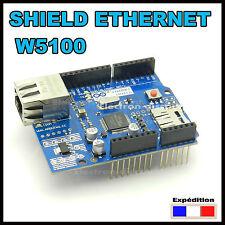 5114#  Ethernet Shield W5100 pour  Arduino UNO R3 Mega 2560
