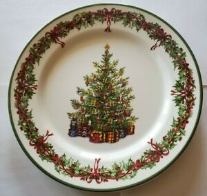 Christopher Radko Traditions HOLIDAY CELEBRATIONS 11 Inch Dinner Plate