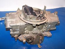 HOLLEY Carburetor 1969 RARE 4296 Date Code 8B3 Corvette Camaro Original USED
