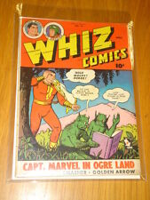 WHIZ COMICS #73 VG+ (4.5) 1946 APRIL FAWCETT*