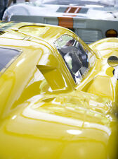 1 Racer Ford 1966 GT GT40 Vintage Sport Race Car Metal 24 Exotic Rare Concept 12
