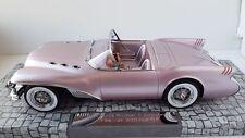 Minichamps 1954 buick Wildcat II Concept Salmon Metallic 1:18 LE 300pcs *New!