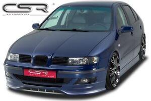CSR Frontansatz Seat Leon (1M, 99-05) ohne FR, Top Sport, Cupra R