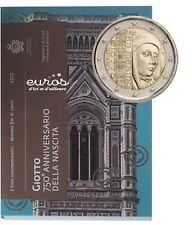 Pièce 2 euros SAINT MARIN 2017 - 750ème anniversaire de la Naissance de Giotto