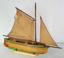 ED -- MFP -- Bateau voilier de bassin -- Bel état d'origine.