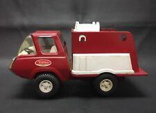 Vintage 70's Tonka Metal Fire Hose Truck