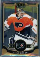 2015-16 O-Pee-Chee Platinum #62 Steve Mason Philadelphia Flyers