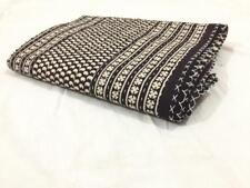 Carpet Handmade Kantha Quilt Indian Bedspread Throw Cotton Blanket Gudari Twin'
