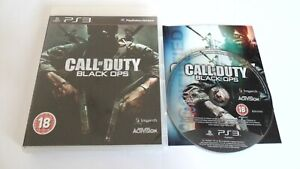 Call Of Duty Black Ops 1 For Sony Playstation 3 PS3 Worldwide Post! Activision