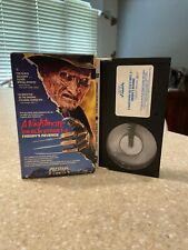 Nightmare on Elm Street 2 Freddy's Revenge 1986 Media Betamax (NOT VHS) 1st Ed