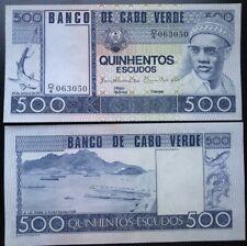 Cape Verde 500 Escudos 1977 year P-55a UNC