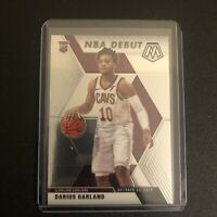 Darius Garland 2019-20 Panini Mosaic Base RC NBA Debut #262 Cavaliers