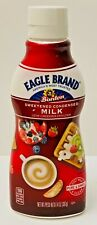 1 Eagle Brand Borden Sweetened Condensed Milk Just Milk & Sugar Pure & Simple